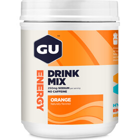 GU Energy Drink Mix 840g, Orange